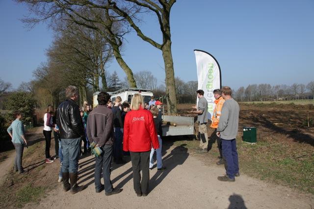 Boomplantdag 2014 (Het Hoge) (2)